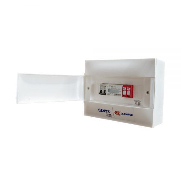 AC Box Monitorada